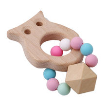Wooden Teething Toys for Toddlers