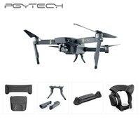 PGYTECH 1 Set Stick Rocker Protector Holder Extended Leg Protector Sun Shade Holder Protection Guard Fixator