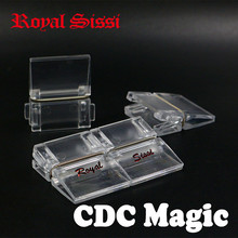 Royal Sissi 4pcs set small size CDC feather clips composable magic tool clip set CDC fly tying nip indispensable fly tying tools