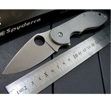 High Quality Multifunction Tactical Folding Mini Pocket Knife Steel Blade Survival Exquisite Huntting Knives G10 Handle