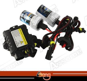 12V 55W HID Kit Car Headlight Slim Ballast H1 H3 H4 H8 H10 H4 H7 H11 Bulb color 3000k,4300k,6000k,8000k,10000k,12000k