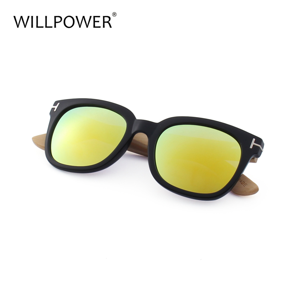 a3c82ab81a9 WILLPOWER Polarized Bamboo Sunglasses Natural Handmade Brand Male Sunglasses  Driving Fishing Sun Glasses Custom logo-in Sunglasses from Men s Clothing  ...