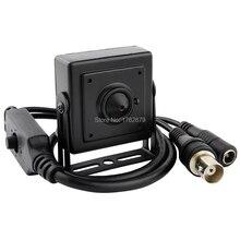 AHD AHD Аналоговый Видеонаблюдения Высокой Четкости Камера 1.3MP 960 P мини box CCTV Камеры Безопасности крытый