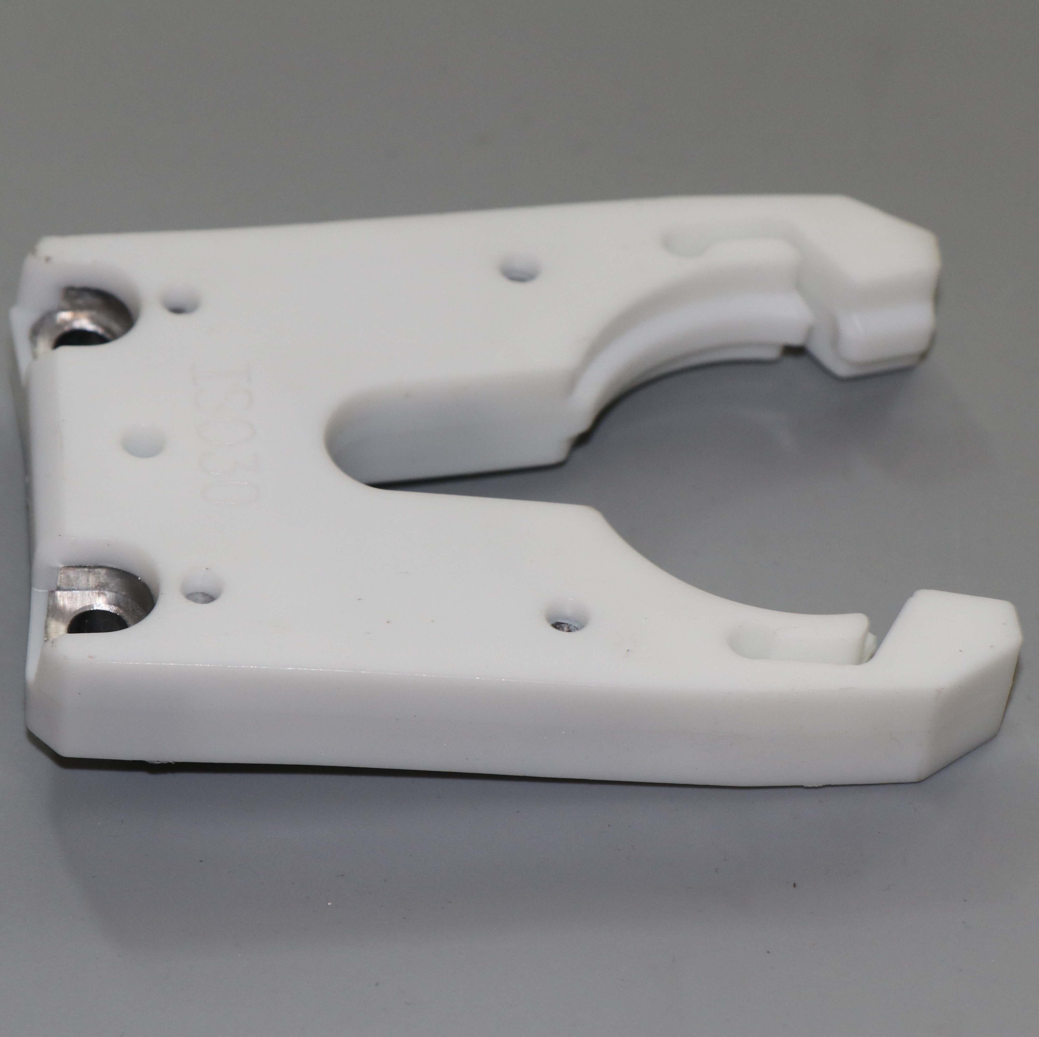 گیره دارنده ابزار ISO30 + لاستیک ضد شعله ABS ، پنجه دارنده ابزار ISO30