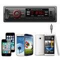 Надежный Автомобильный Радиоприемник Стерео В Тире MP3 Плеер FM USB SD AUX Вход Приемника Ма28 dropshipping