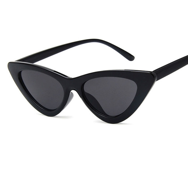 Women's Vintage Cat Eye Shaped Sunglasses – 21JS