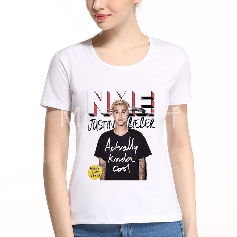 Compra justin bieber t shirt for girls y disfruta del envío gratuito ...