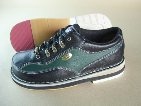 new design full leather adult men s professional font b bowling b font shoes