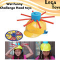 Wet Funny Challenge Head Jokes&Funny Toys roulette game kid toys Family Games Kid Interesting Practical Jokes Funny novelty gift