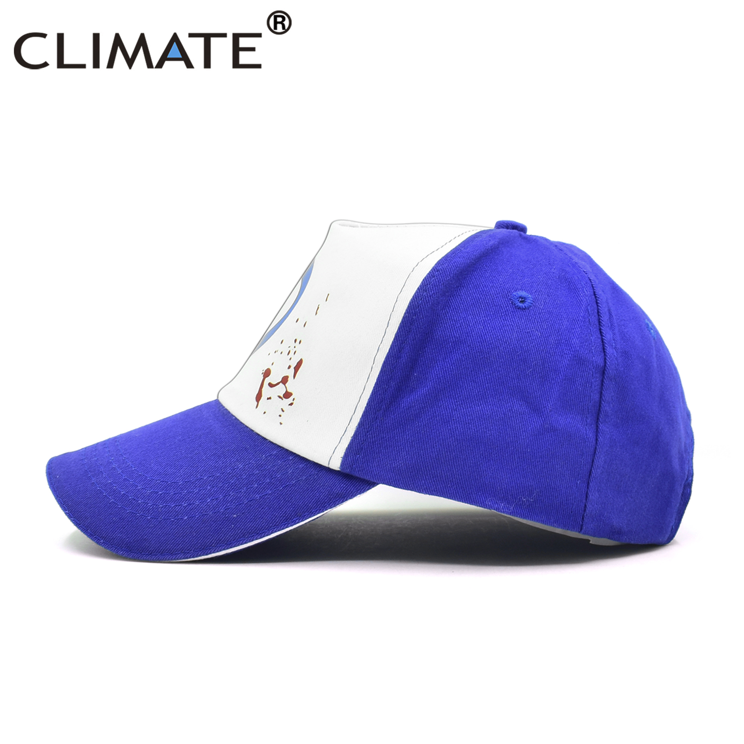 5498d7af4 US $6.06 35% OFF|Aliexpress.com : Buy CLIMATE Clementine The Walking Die  Game Cap Clementine Hat Cap Clem's Cosplay Trucker Cap Girl Coser Zombie ...