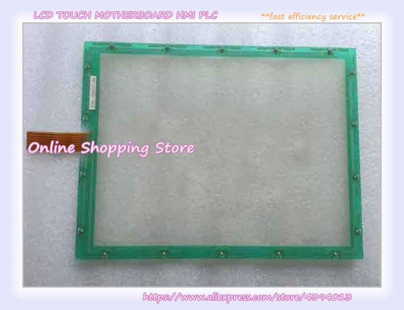 все цены на New Original N010-0550-T711 N010-0550-T711 12.1 inch 7 Wires Touch Screen glass онлайн