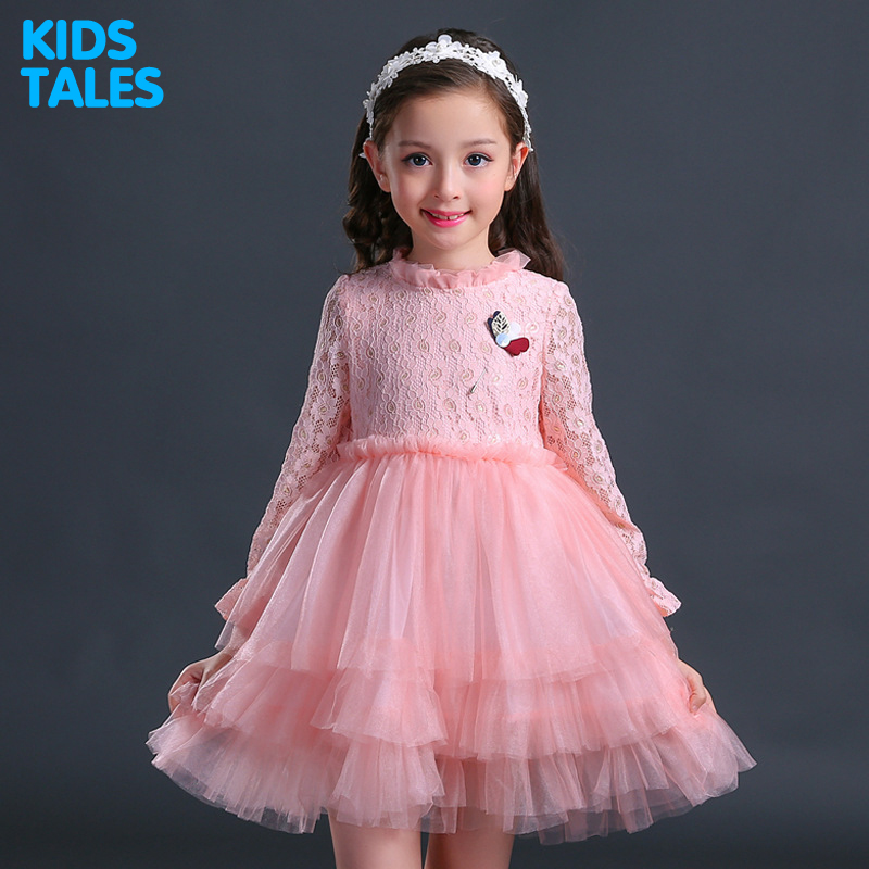 New Flower Girl Dresses Pink Color Real Party Pageant Communion Dress Little Girls Kids Children Dress for Wedding 2018 new summer long elegant white flower girls dress kids baby teenagers first communion pageant girl wedding party dresses