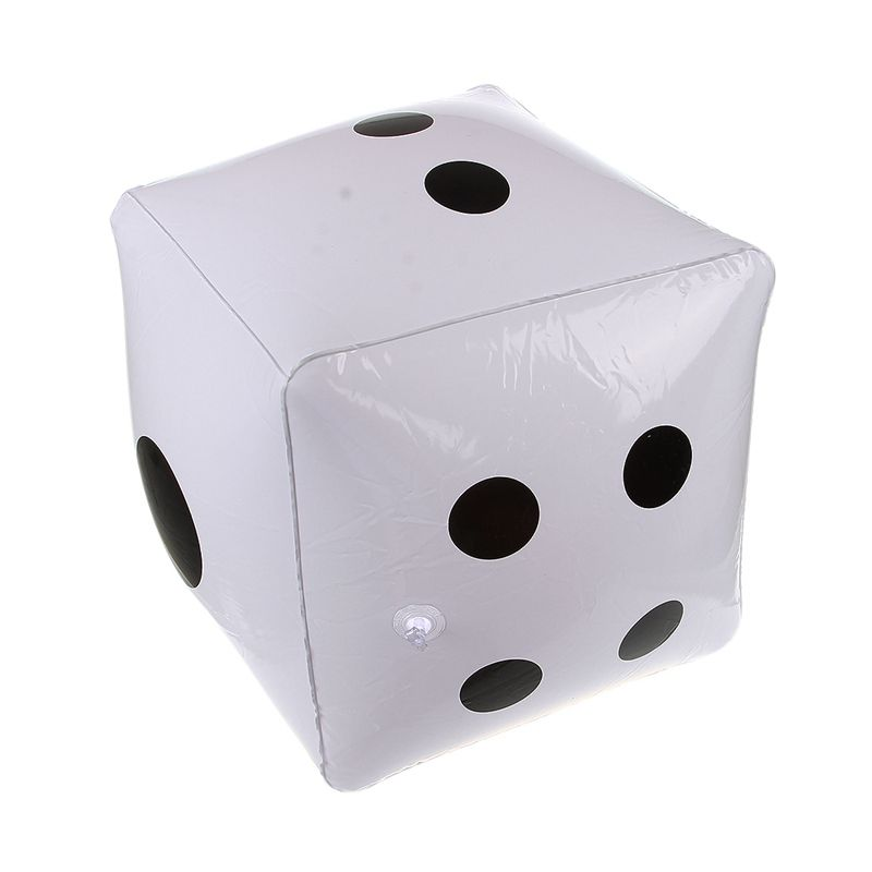 Hot-favor Parties Toy Pool Large Inflatable Dice