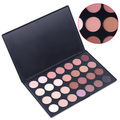 Professional 28 Color Eyeshadow Palette Women Fashion Face Camouflage Concealer Nude Eye Shadow Makeup Palette Cosmetic Tools