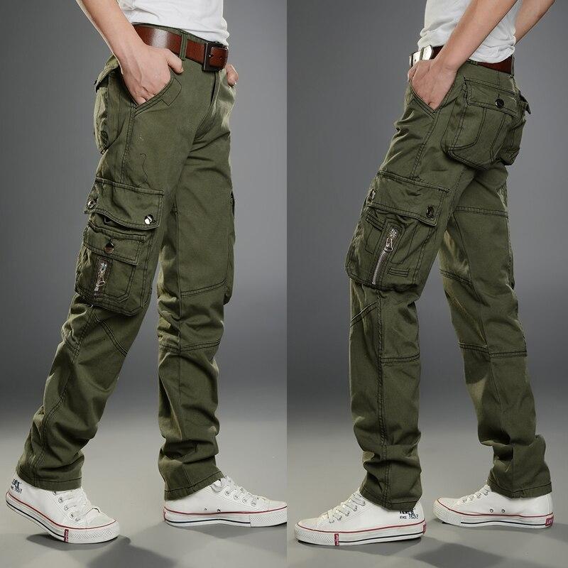 Tactical Pants Men Army Cargo Joggers Pantalon Homme Hip Hop Military Pantaloni Uomo Work Clothes Streetwear Clothes For Men