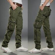 Tactical Pants Men Army Cargo Joggers Pantalon Homme Hip Hop