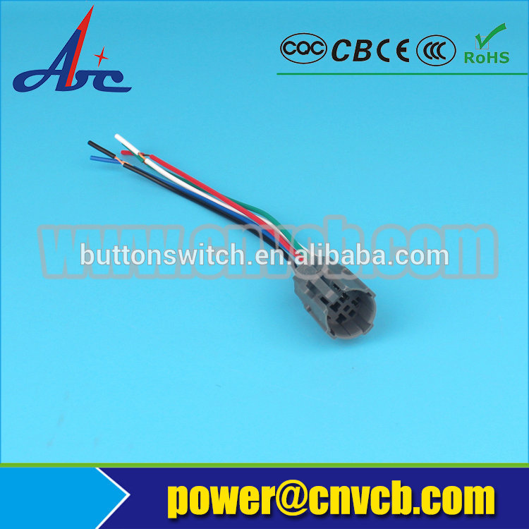 ⑥SH11 19B 19mm harness (for IB 19B switch, Non-illuminated type ...