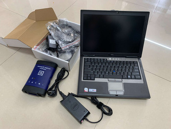 for g--m mdi multiple diagnostic scan tool  interface with software full set laptop d630 ready to use 2 years warranty
