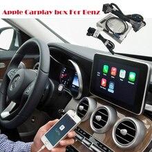 2019 New IOS Benz CarPlay Car Apple Airplay CarPlay Box For Benz A B C CLA  GLA GLC GLE Class 2015-2017 NTG 5  0 iOS