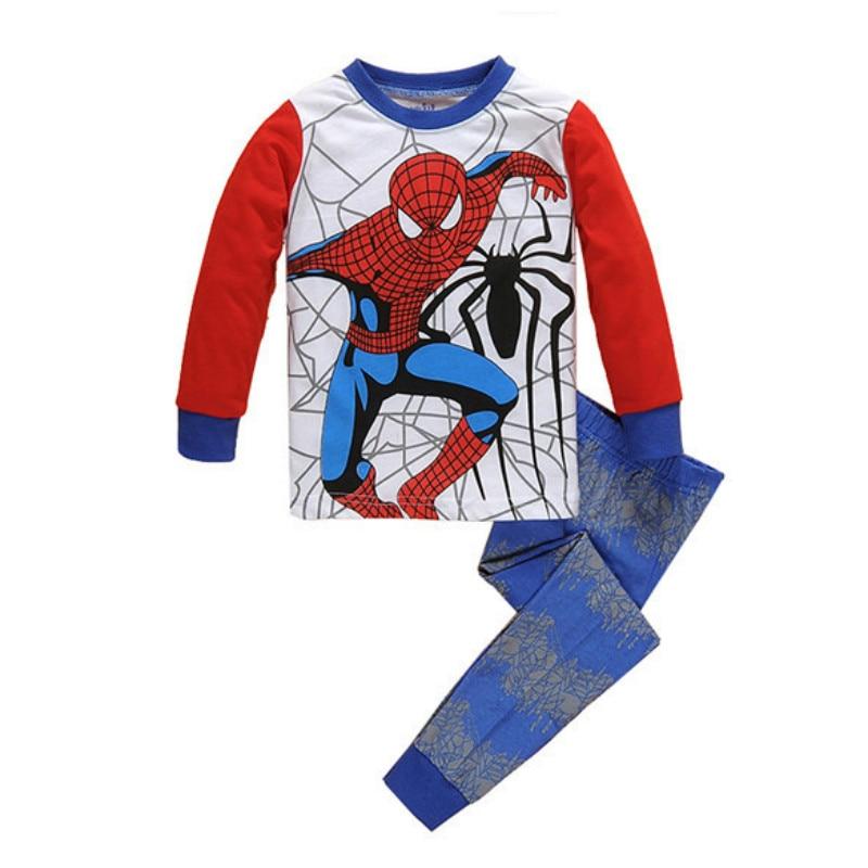 Official Marvel Spider-Man Pyjamas Pajamas Pjs Boys Girls Kids Toddlers 2 3 4 5