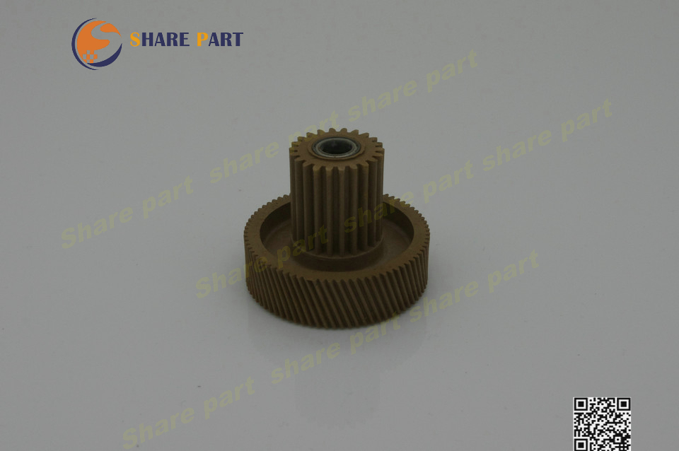 Copier part for canon IR5000 IR6000 FS7-0658-000 75T/22T Gear Located in Fixing Feeder Frame IR5000 IR6000 IR6020 high quality new original fuser drive gear compatible for canon ir5000 6020 5020 6000 fs7 0658 000 75t 22t gear