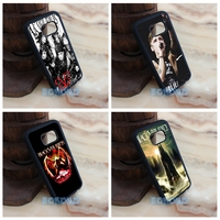 Black Veil Brides Band Fashion Cell Phone Case Cover For Samsung Galaxy S3 S4 S5 S6