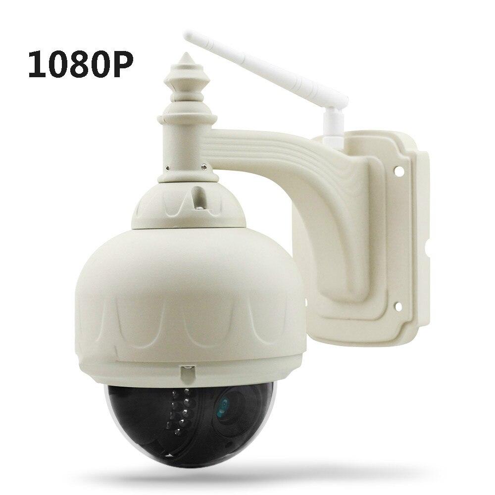 Caméra IP WIFI wanarnaque K38 1080P HD extérieur 2 millions de Zoom suivi du visage caméra HD détection de mouvement caméra de Surveillance sécurité