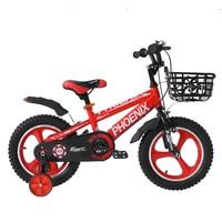 A14 Children Bike Double Disc Brake Shockingproof Frame Magnesium Alloy Kids bicycle kids
