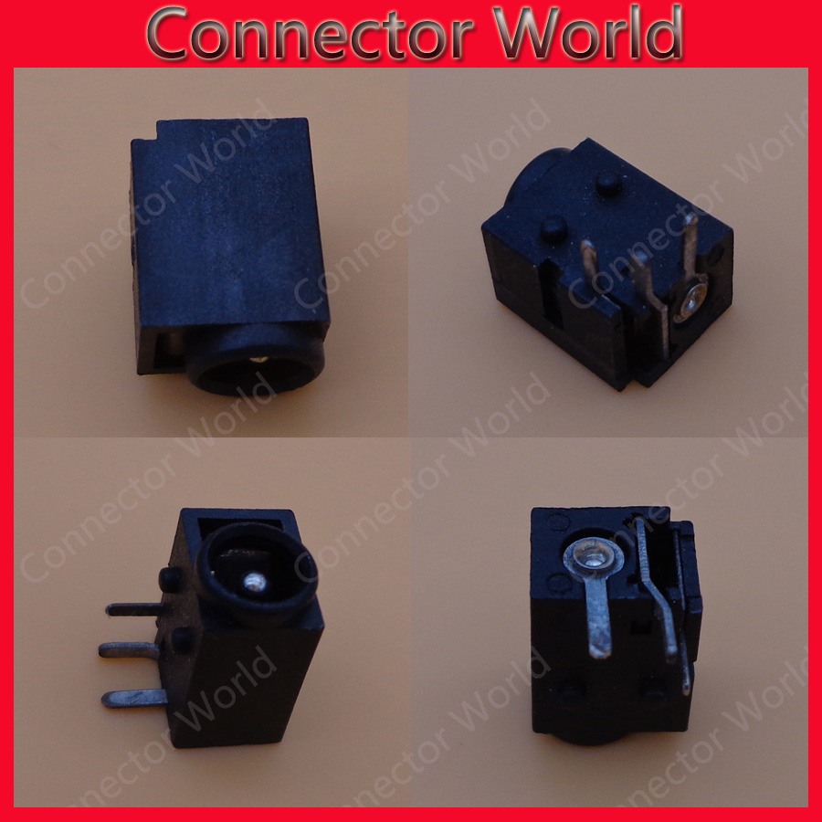 US $4 95 7% OFF|20 200pcs For Gateway Tablet PC DC Jack Power Socket 1 65mm  DC Jack Power Socket for CTL 2GO Netbook IL1 Gateway Solo 3400 3450-in