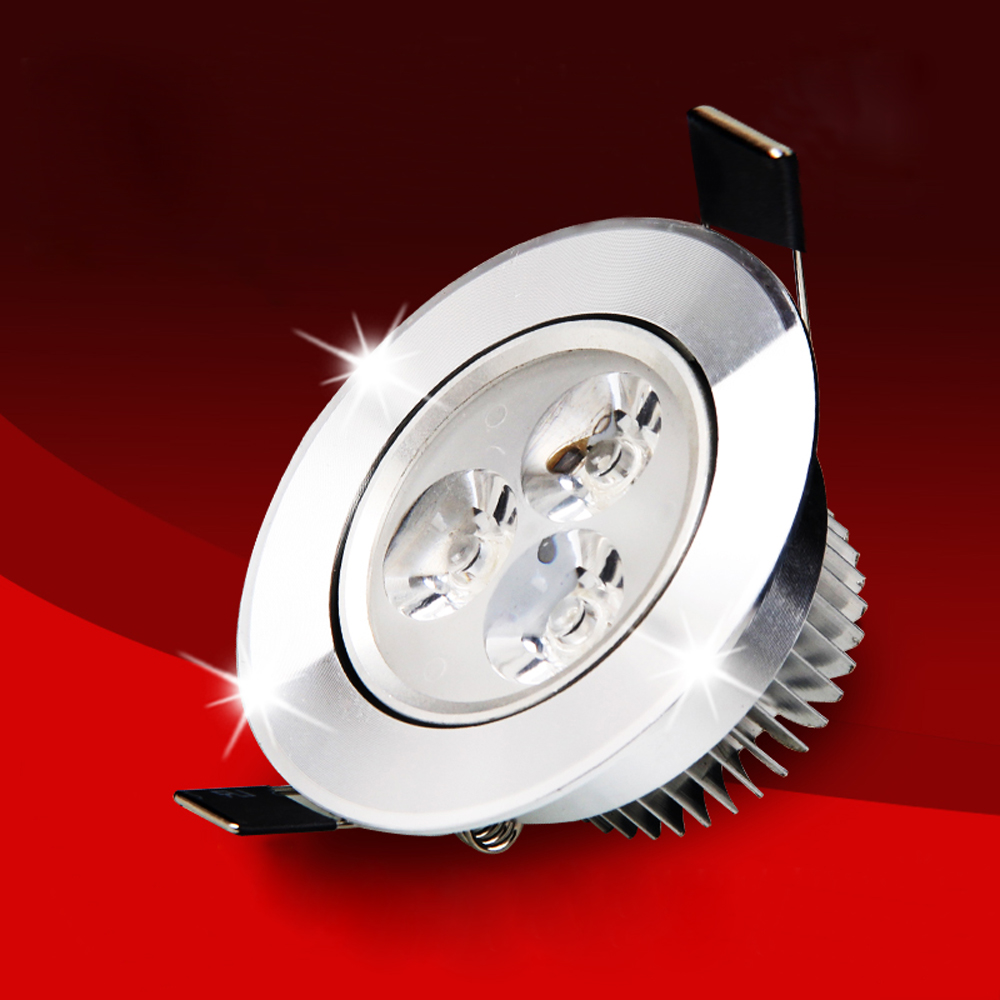 Recessed Lighting Light Bulbs : Led downlights dimmable recessed wall light bulb