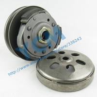 15mm Big Hole Water Cooled CF150 Clutch Pulley Assy CH125/150 Driven Wheel Clutch Belt Pulley Wholesale Scooter Parts Repair