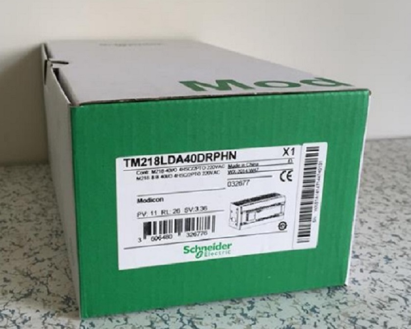 TM218LDA40DRPHN PLC Controller Module New Have in stock