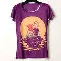 Women T Shirt summer 3D printing sailor Mermaid T-shirt 350 lady short sleeve T Shirt