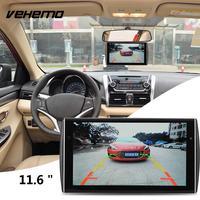 Универсальный монитор автомобильный монитор ультратонкий подголовник HDMI 11,6 светодио дный дюйм(ов) ов) цифровой светодиодный экран 1080 P пуль