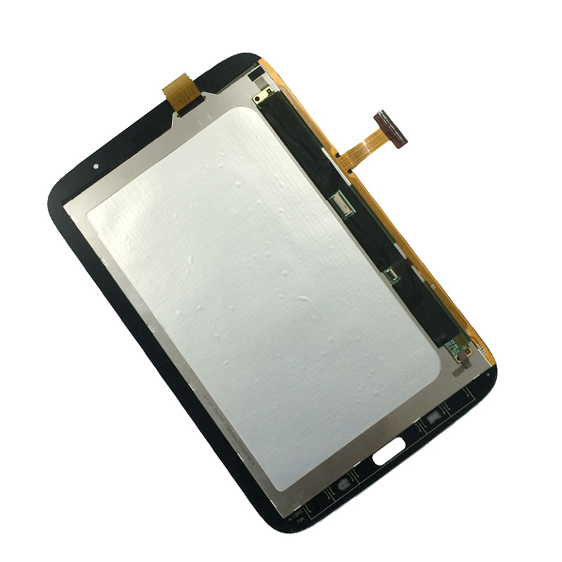 Black For Samsung Galaxy Note 8 N5110 GT-N5110 Touch Screen Digitizer Sensor Glass + LCD Display Panel Monitor Assembly
