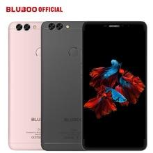 BLUBOO Double 5.5 «FHD Double Retour Caméra 4G LTE téléphone portable MTK6737T Quad Core 2G RAM 16G ROM 13MP Android 6.0 3000 mAh Mobile téléphone