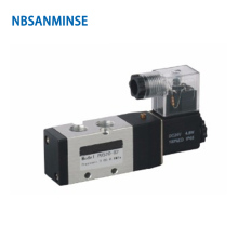 PU520 - 02 / 03 / 04 Air Control Valve Solenoid Valve Normal Temperature Electrical Pneumatic Valve Sanmin цена
