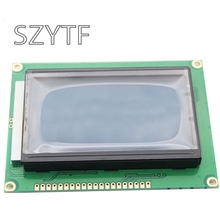 3.3V LCD12864 display with character with backlight 12864-3.3V ST7920