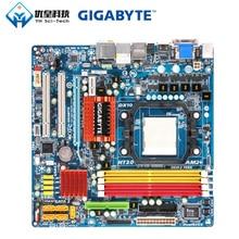 Оригинальная б/у настольная Материнская плата Gigabyte GA-MA78GM-S2HP AMD 780G Разъем Am2 + Phenom FX DDR2 SATA2 USB2.0 VGA HDMI Micro-ATX