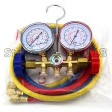 R12 R22 R502 Kältemittel Lade Gauge Diagnose Werkzeug AC Werkzeuge