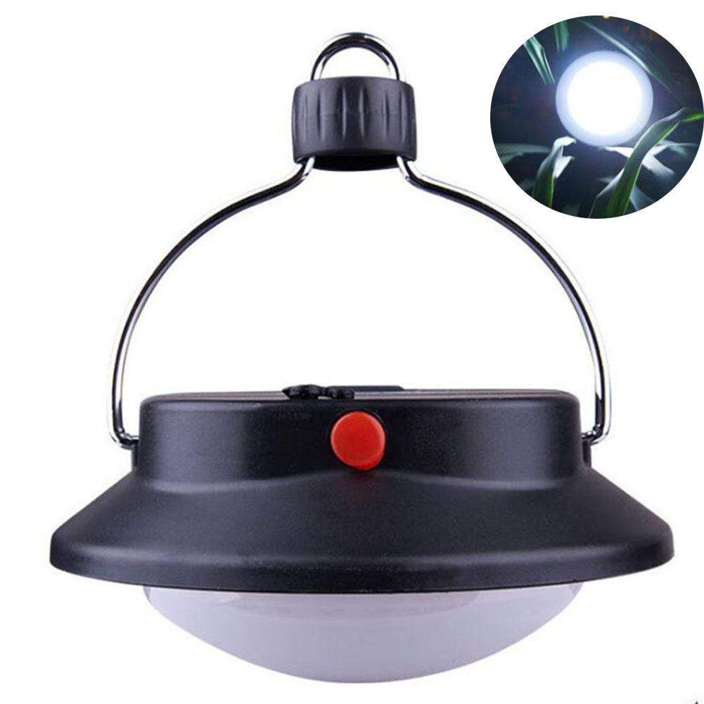 60 LED Portable Tent Camping night working Lights Lamp Outdoor 3 Modes Umbrella Night Lamp Hiking Lantern AAA or 18650 Battery