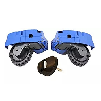 3 X Roomba Wheels 500 / 600 / 700 / 800 / 900 Series Right / Left / Front Wheel