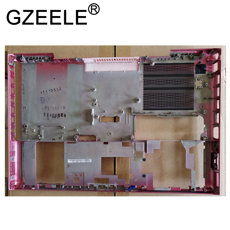 GZEELE NEW FOR Sony Vaio SB VPCSD PCG-41217T VPCSB PCG-4121GM VPCSD-113T Bottom Base Cover lower case 024-400A-8516-E PINK COLOR компьютерная клавиатура 100% sony pcg 71c11t