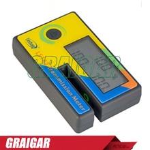 Cheapest prices LS162 digital Transmission Meter 550nm 365nm 950nm UV IR Light portable Transmittance Meter transmission value measurement