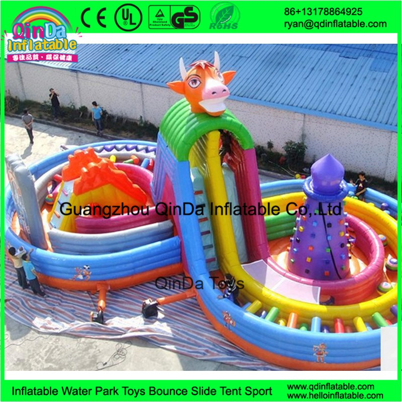 inflatable giant fun city109