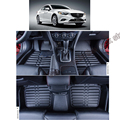 free shipping fiber leather car floor mat carpet rug for mazda 6 mazda6 atenza gj 3rd generation 2012 2013 2014 2015 2016 2017