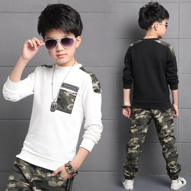 Boys Clothing Set Kids Sport Suit Children Clothing Kids Clothes Boy Set Suits For Boys Winter Autumn Kids Tracksuit Sets 2018