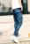 2016 hotsale vaqueros harem ocasional pantalones de los hombres pantalones de chándal de Marca de algodón pantalones Casuales hombres pantalones Joggers pantalones hombres pantalon homme