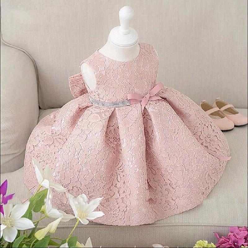 新女の赤ちゃん誕生日ドレスボールガウン洗礼ドレス1年の女の赤ちゃん誕生日ドレス女の赤ちゃんのドレスオフショア水着花柄