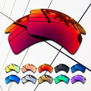 цена на Wholesale E.O.S Polarized Replacement Lenses for Oakley Flak 2.0 Asian Fit Sunglasses - Varieties Colors